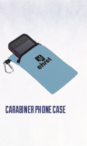 Neoprene Carabiner Phone Case